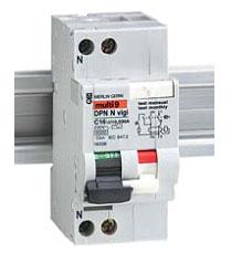 Дифференциальный автоматический выключатель Schneider Electric
